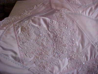 Custom Wedding Dress Quilts, Wedding Dress Quilt : wedding dress quilts - Adamdwight.com